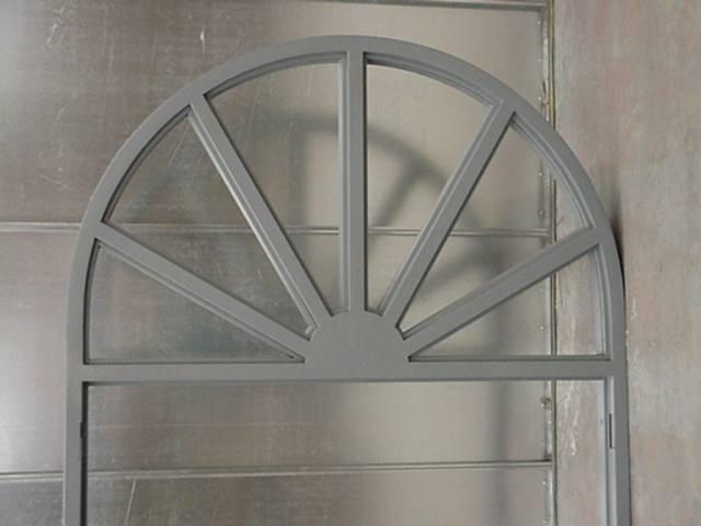 concept frames - hollow metal frames